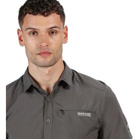 Regatta Kioga II T-Shirt Heren, grijs